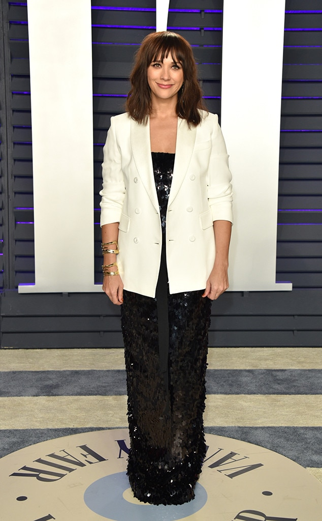 Rashida Jones, 2019 Vanity Fair Oscar Party, 2019 Oscars