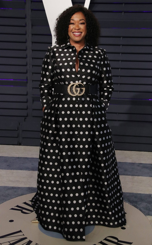 Shonda Rhimes, 2019 Vanity Fair Oscar Party, 2019 Oscars