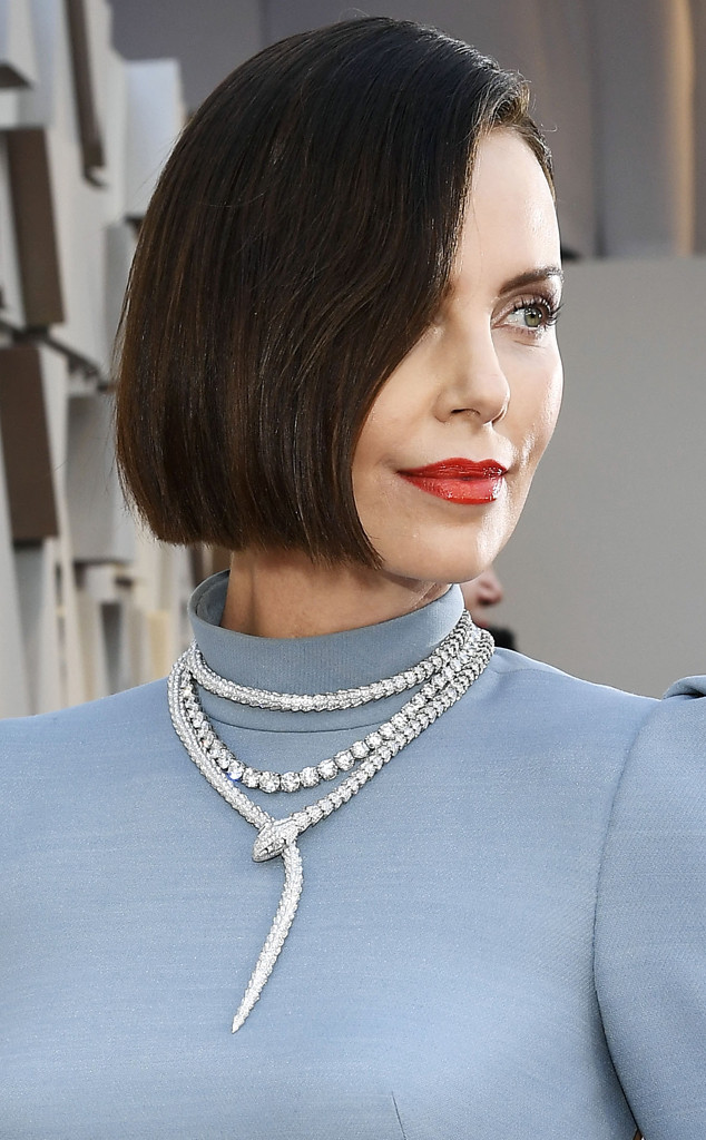 Charlize Theron, 2019 Oscars, 2019 Academy Awards, Best Accessories