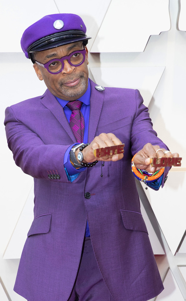 Spike Lee, 2019 Oscars, 2019 Academy Awards, Best Accessories
