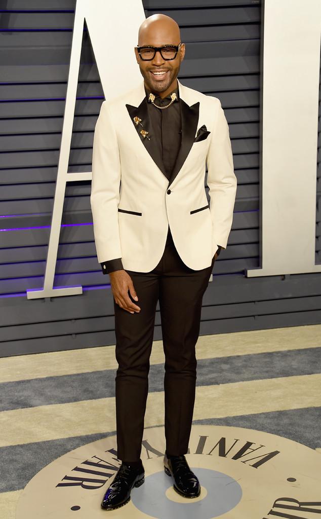 Karamo Brown, 2019 Vanity Fair Oscar Party, 2019 Oscars