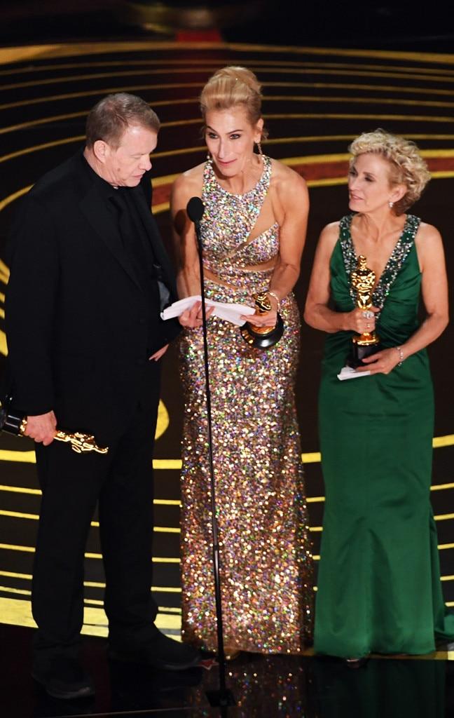 Greg Cannom, Kate Biscoe, Patricia Dehaney, 2019 Oscars, 2019 Academy Awards, Winners