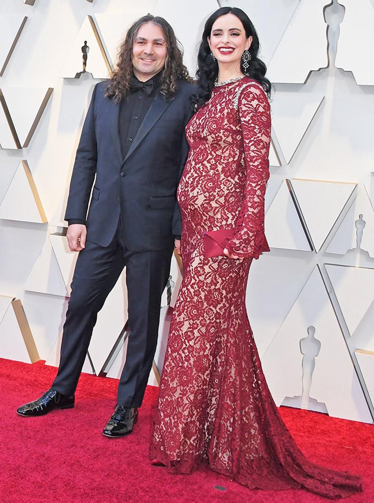 Krysten Ritter, Adam Granducie, Couples, 2019 Oscars, 2019 Academy Awards