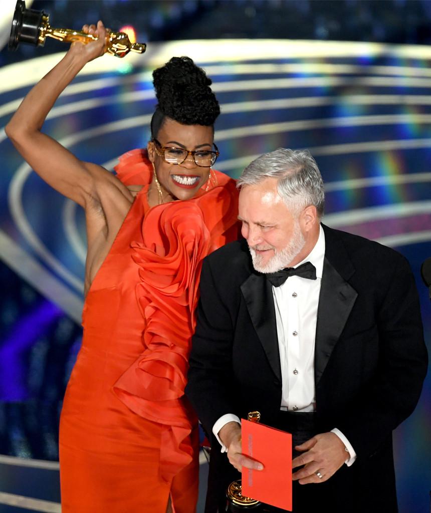 Hannah Beachler, Jay Hart, 2019 Oscars, 2019 Academy Awards, Winners