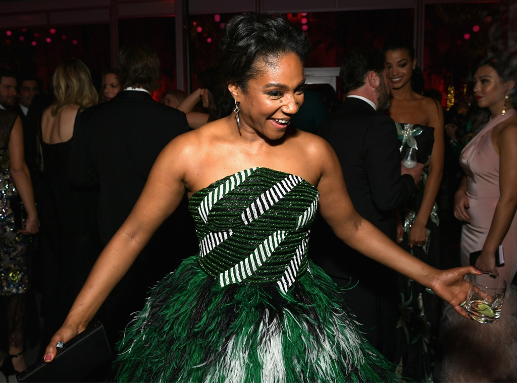 Tiffany Haddish, 2019 Vanity Fair Oscar After Party, 2019 Oscars, After Party, Candid