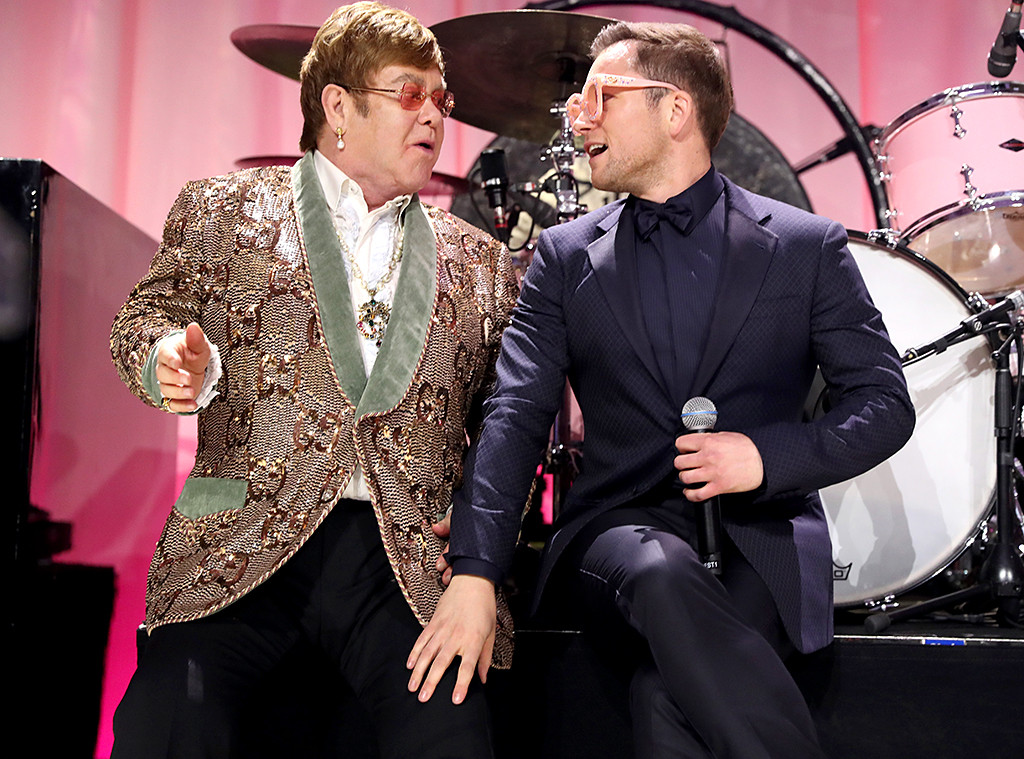 Elton John, Taron Egerton