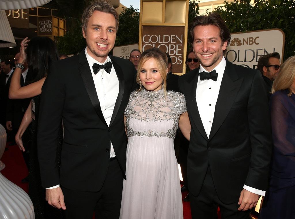 Dax Shepard, Kristen Bell, Bradley Cooper