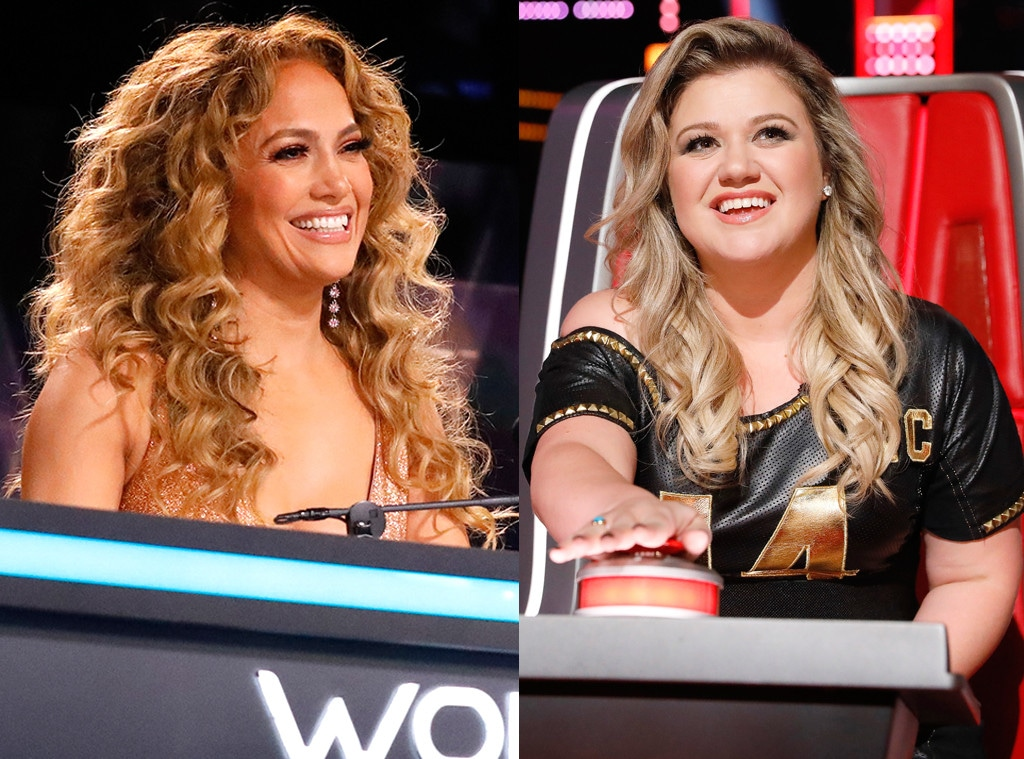 Kelly Clarkson, The Voice, Jennifer Lopez, World of Dance