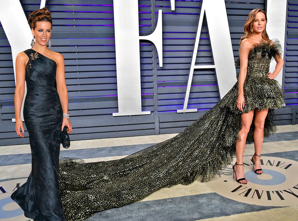Kate Beckinsale, 2009, 2019 Vanity Fair Oscar After Party