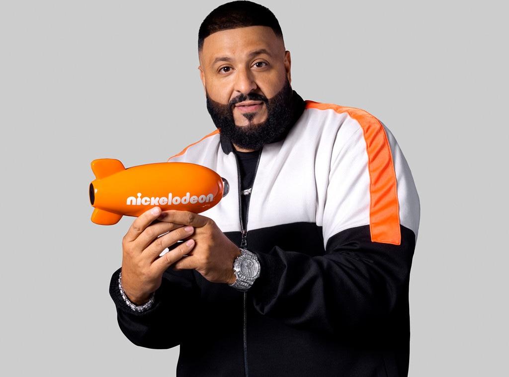 DJ Khaled, Nickelodeon Kids' Choice Awards
