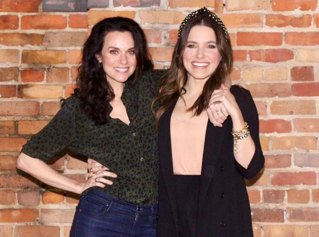 Hilarie Burton and Sophia Bush Help One Tree Hill Fan Pull Off Epic Proposal