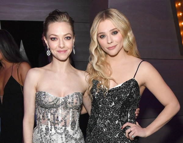 Amanda Seyfried & Chloë Grace Moretz from Oscars 2019 ...