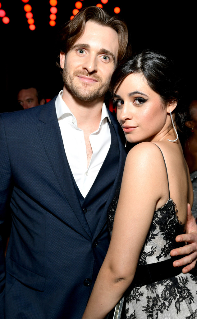 Matthew Hussey, Camila Cabello, 2019 Vanity Fair Oscar After Party, 2019 Oscars, After Party