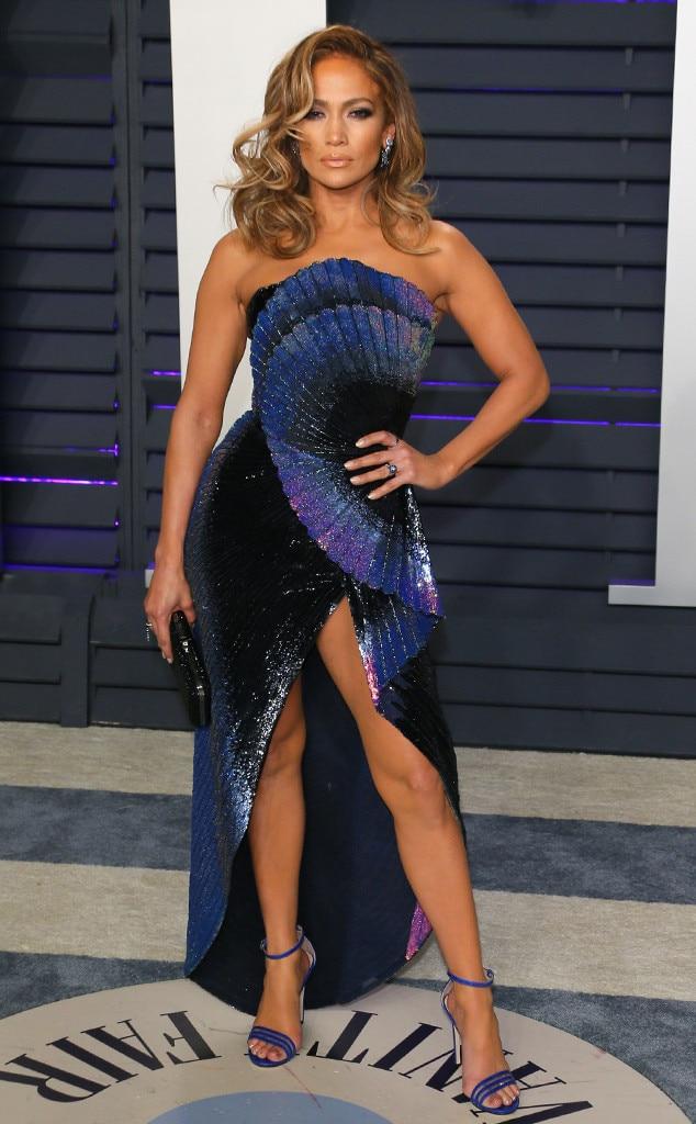 Jennifer Lopez, 2019 Vanity Fair Oscar After Party, 2019 Oscars, After Party