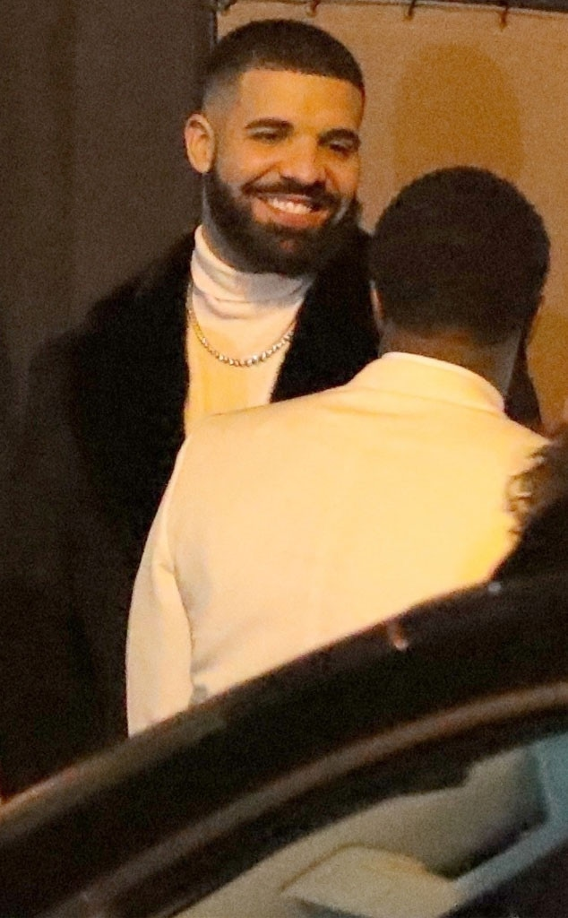 Drake, Beyonce, Jay Z, Oscar Party