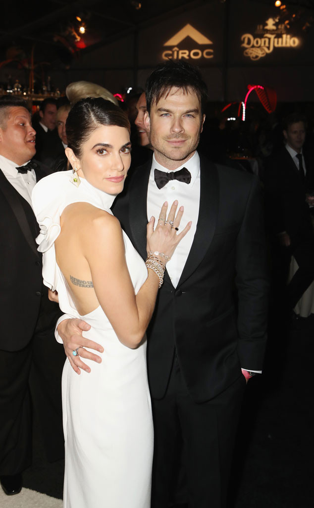 Cute Couple Alert! See Nikki Reed & Hubbie Ian Somerhalder's Sweetest Couple Moments as We Celebrate Her 31st Birthday