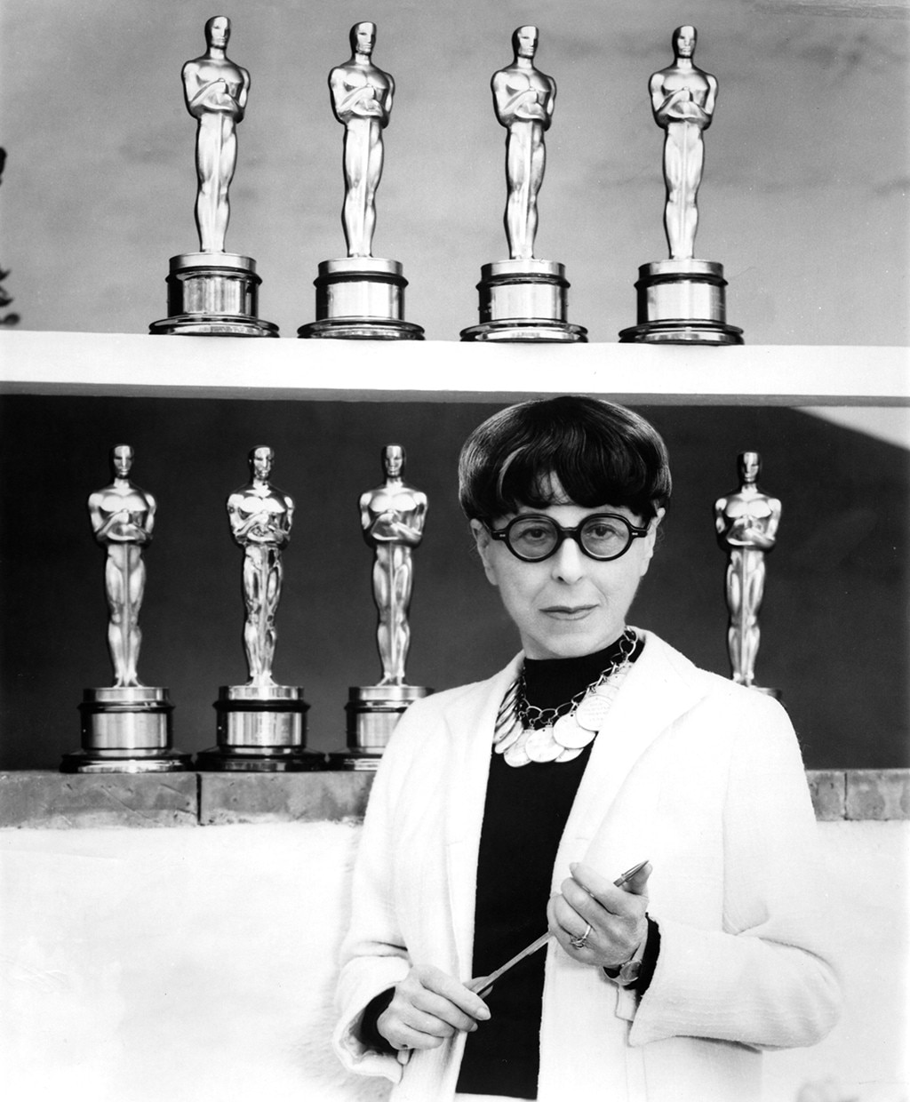 Edith Head, Women Who Made History in Hollywood, International Womens Day