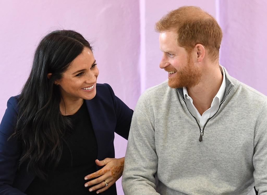 Prince Harry, Meghan Markle, Morocco, Duchess of Sussex