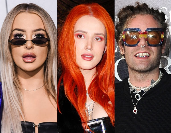 mod sun and bella thorne and tana