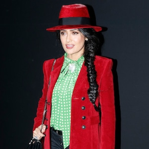 Salma Hayek, Paris Fashion Week 2019