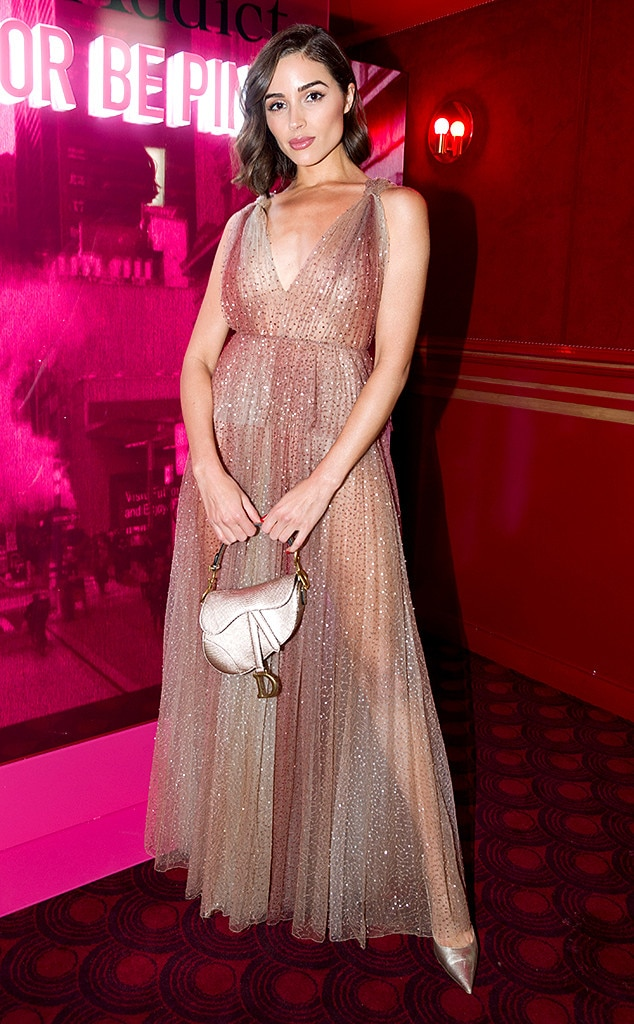 Olivia Culpo From Fashion Week Fall 2019 After Parties E News