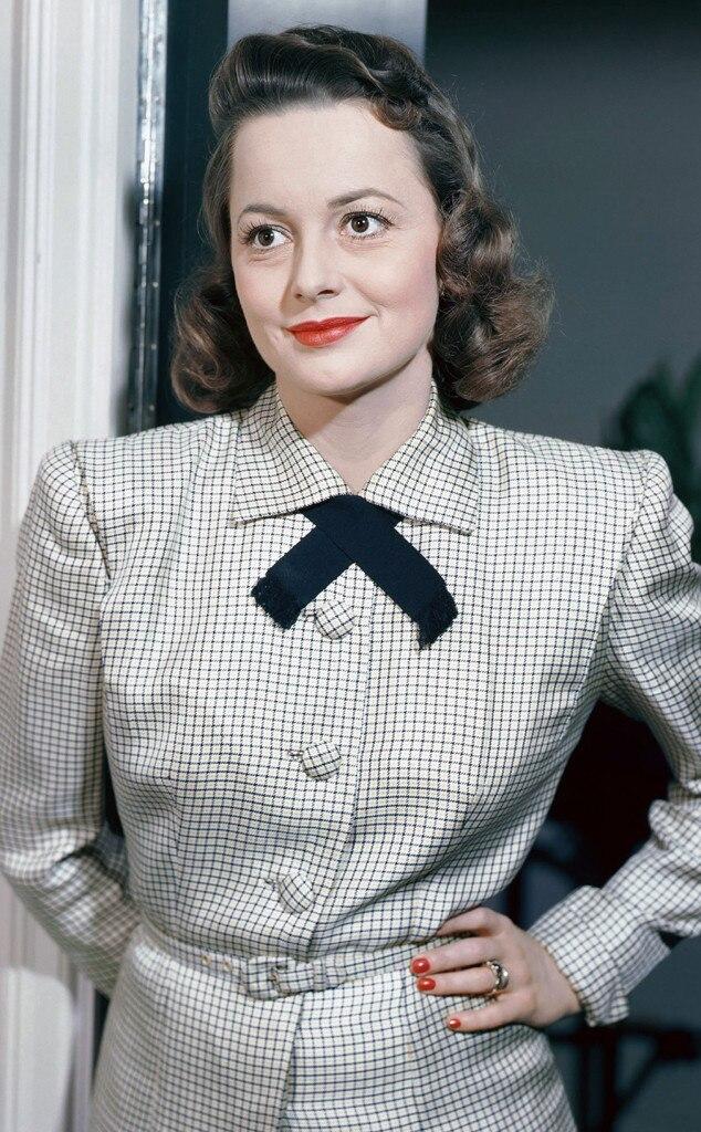 Olivia de Havilland, Women Who Made History in Hollywood