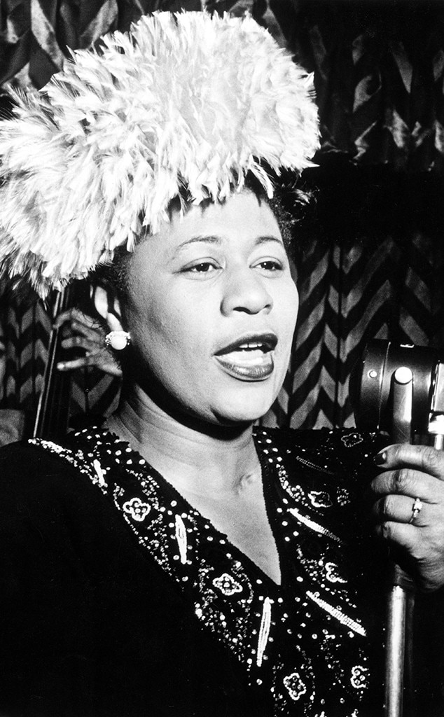 Ella Fitzgerald, Women Who Made History in Hollywood, International Womens Day