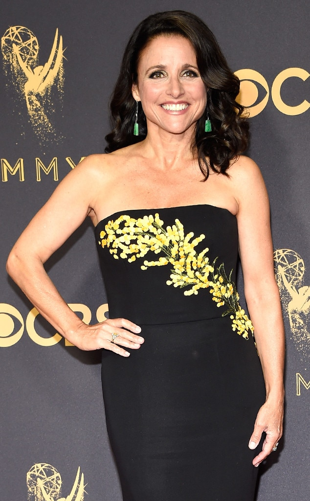 Julia Louis-Dreyfus, Women Who Made History in Hollywood