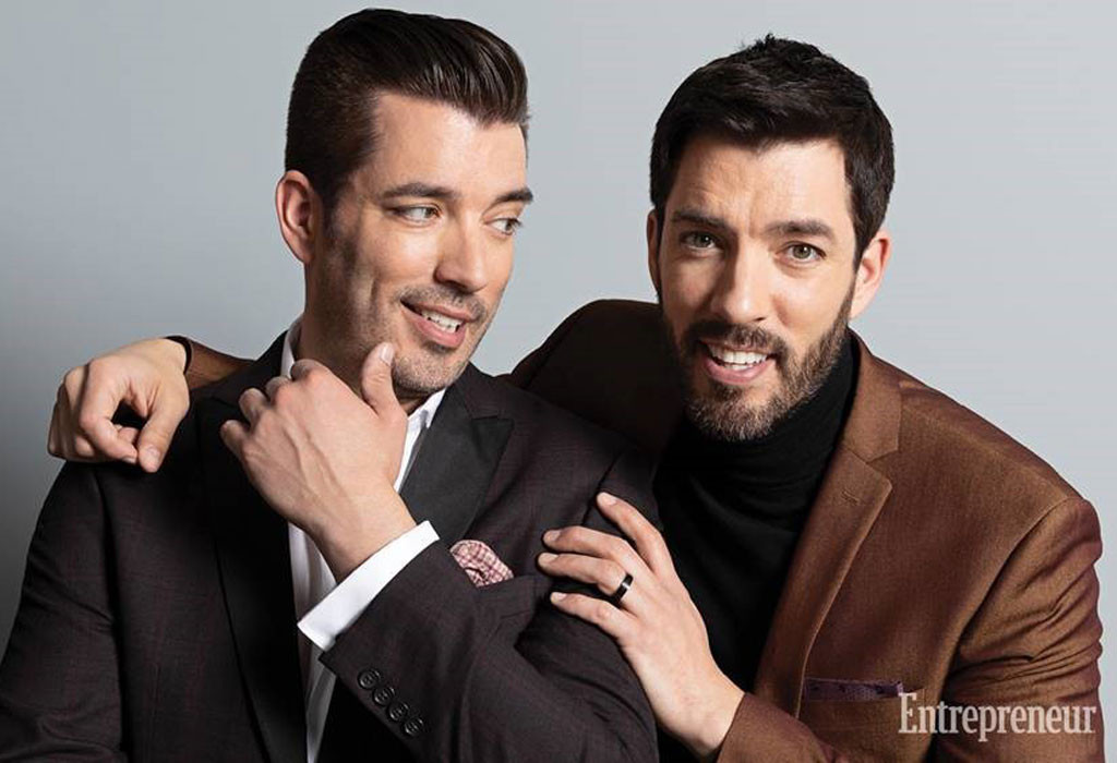 How Much Property Brothers Drew Jonathan Scott Made Last Year