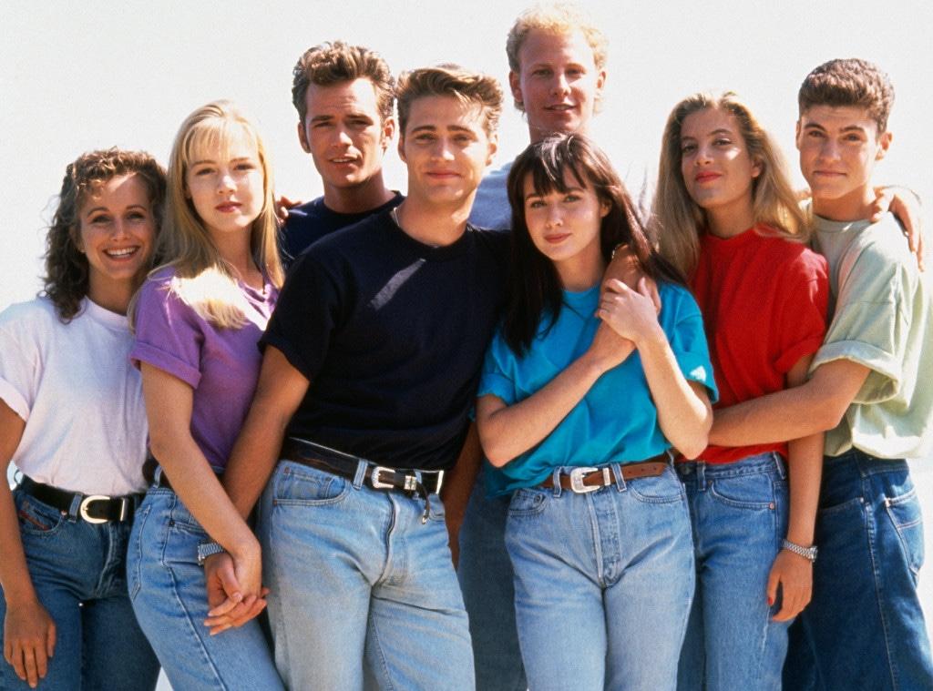 Beverly Hills, 90210, Cast