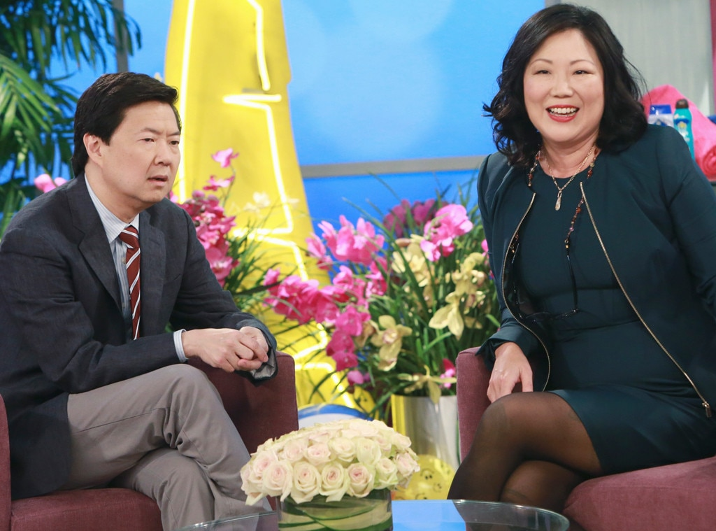 The  Dr. Ken  Connection -  One particularly hilarious moment came when Ken Jeong discovered that Margaret Cho, his longtime friend and the woman who played his sister on his sitcom, had been masquerading as the Poodle. That wasn't planned, but producers were pretty sure Jeong would figure it out.