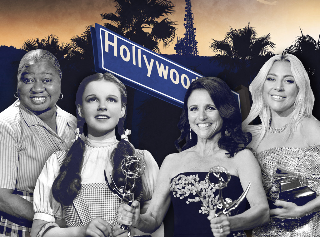 Women Who Made History in Hollywood