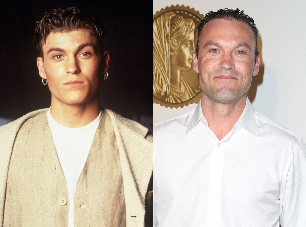 Brian Austin Green, Beverly Hills, 90210, Then and Now
