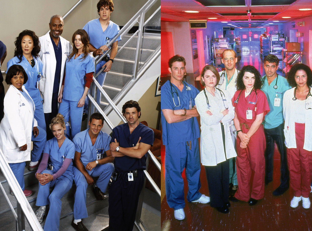 Grey's Anatomy, ER