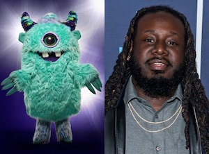 The Masked Singer, Monster, T-Pain