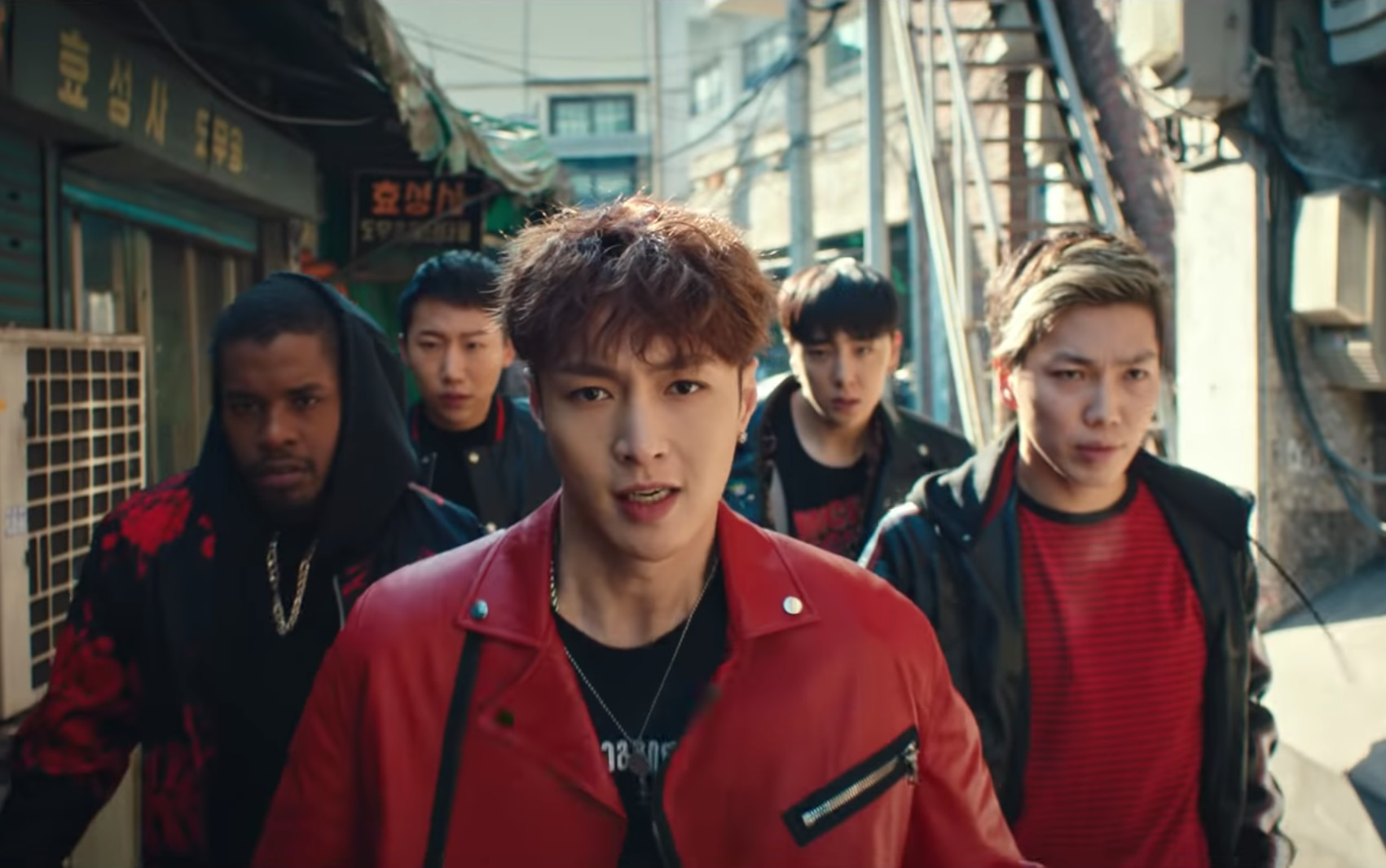 Jason Derulo, LAY, NCT 127, Let's Shut up And Dance