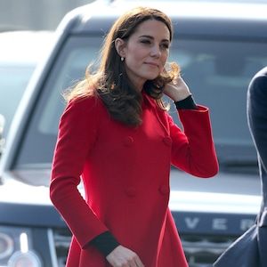 Kate Middleton, Coat, Ireland Visit