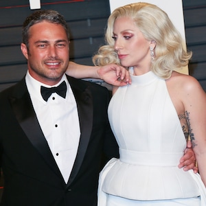 Taylor Kinney, Lady Gaga, 2016 Vanity Fair Oscar Party