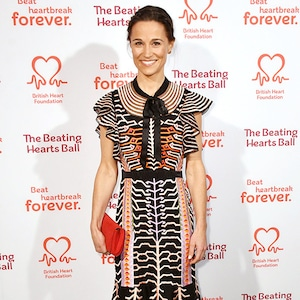 Pippa Middleton, British Heart Foundation Beating Hearts Ball