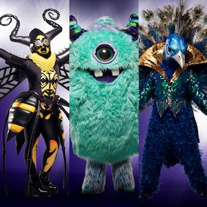 The Masked Singer, Bee, Monster, Peacock