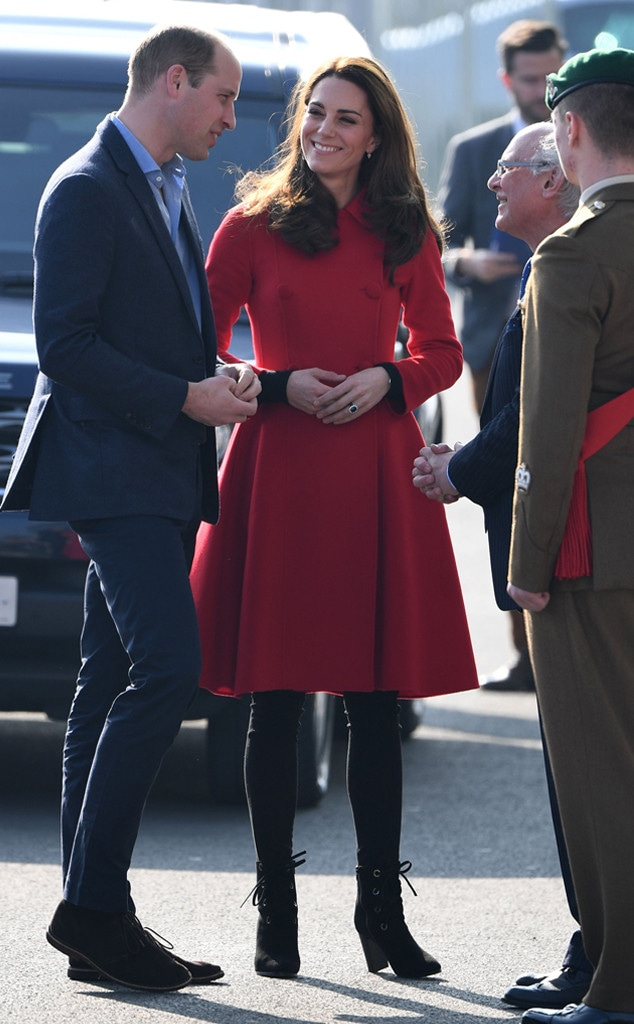 Prince William, Kate Middleton, Ireland Visit