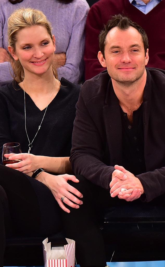 Jude Law, Phillipa Coan