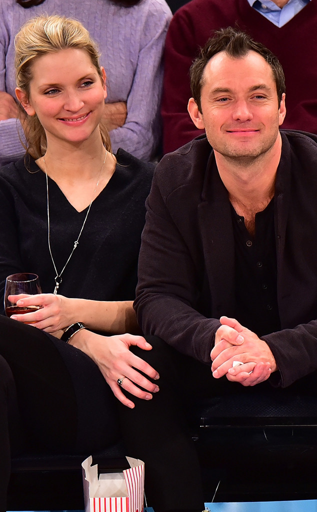 Jude Law, Phillipa Coan