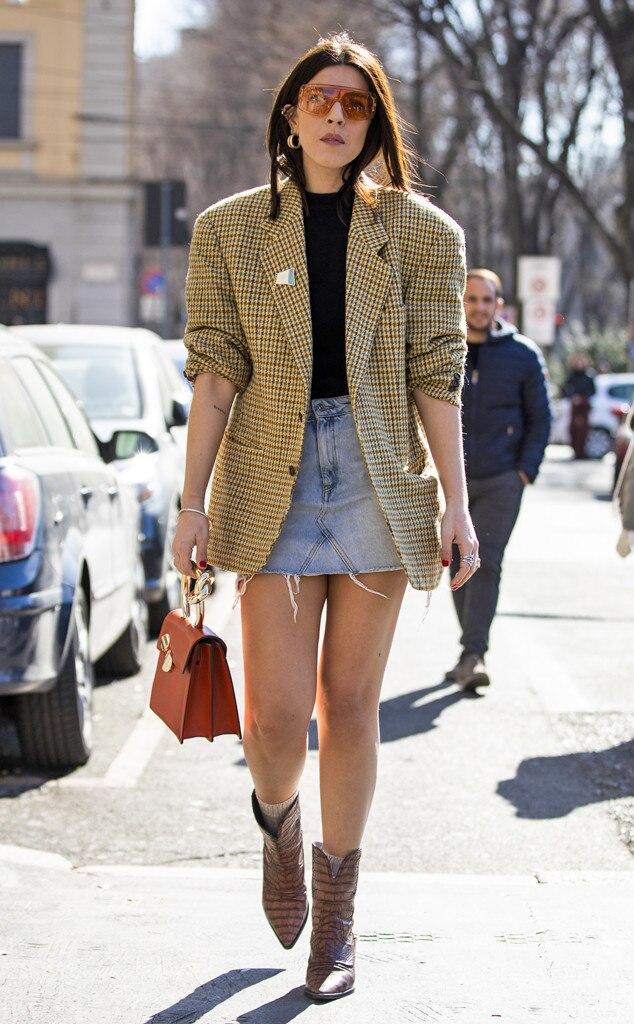 Street Style, Fashion Week 2019
