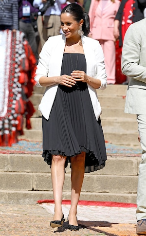 Meghan Markle, Duchess of Sussex, Morocco