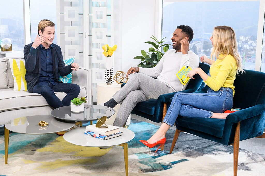 Tyler Henry -  The  Hollywood Medium With Tyler Henry  star reveals  what he really thinks about his Khloe Kardashian-Tristan Thompson-Jordyn Woods prediction .