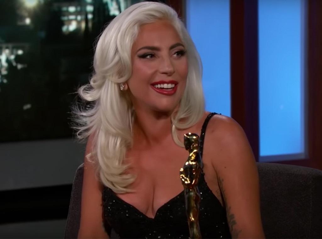 Lady Gaga, Jimmy Kimmel Live