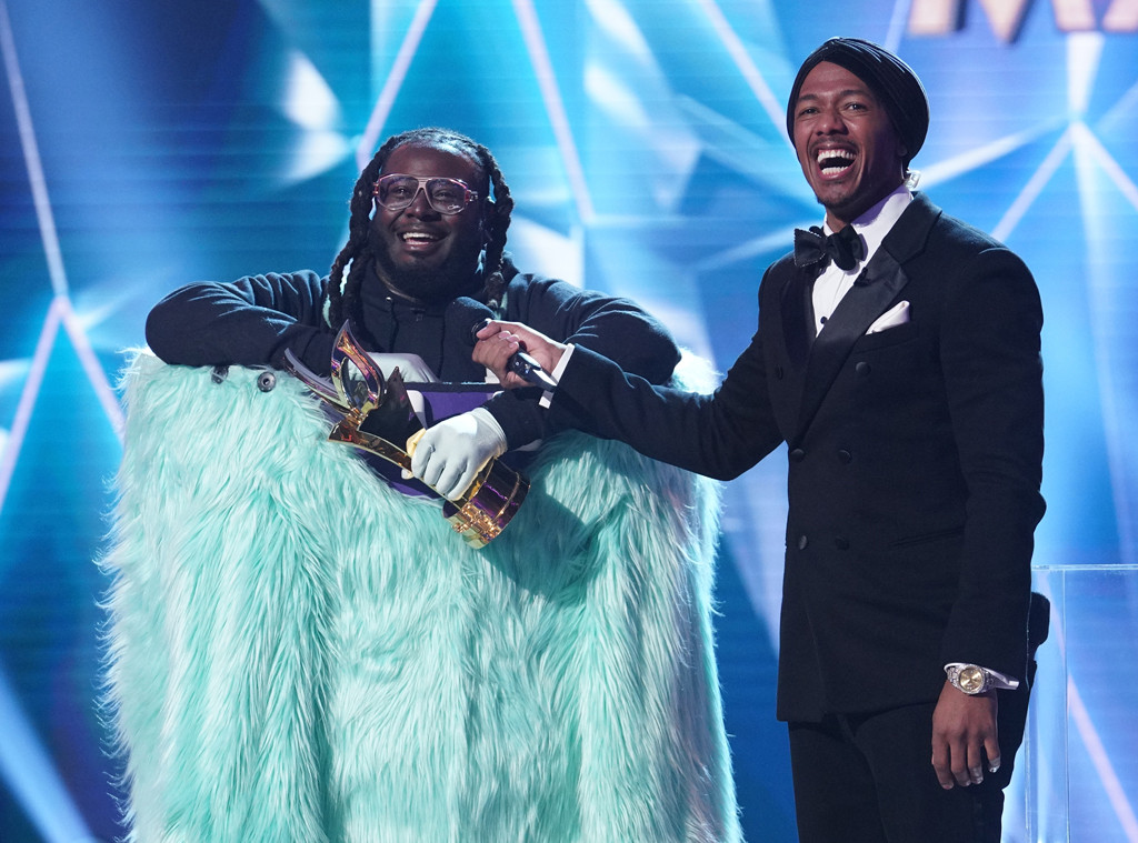 The Masked Singer, T-Pain