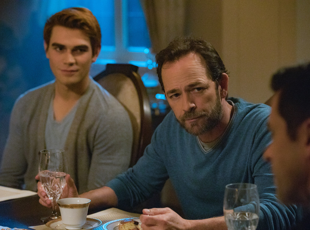 Luke Perry, Riverdale