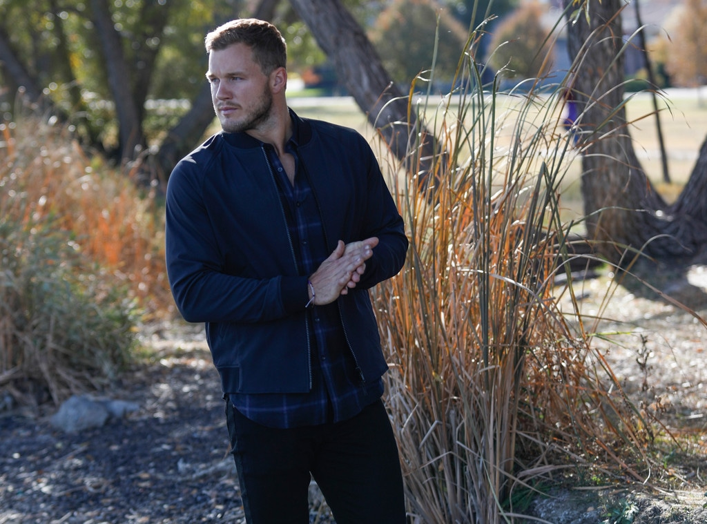 The Bachelor, Colton Underwood